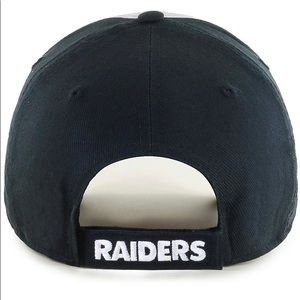 NFL Accessories - 🔥30%OFF🔥🆕RAIDERS men's hat black/grey logo OSFA